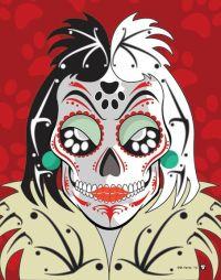 disney-villains-suger-skull-prints-cruella