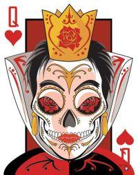 disney-villains-suger-skull-prints-queen-of-hearts
