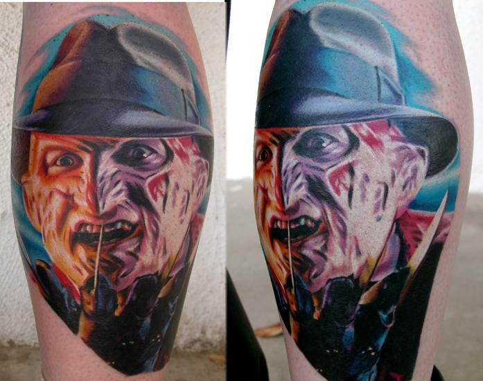 nightmare_on_elm_street_tattoo