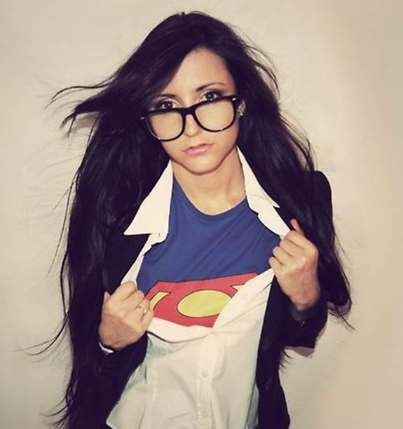 Girl-Superman