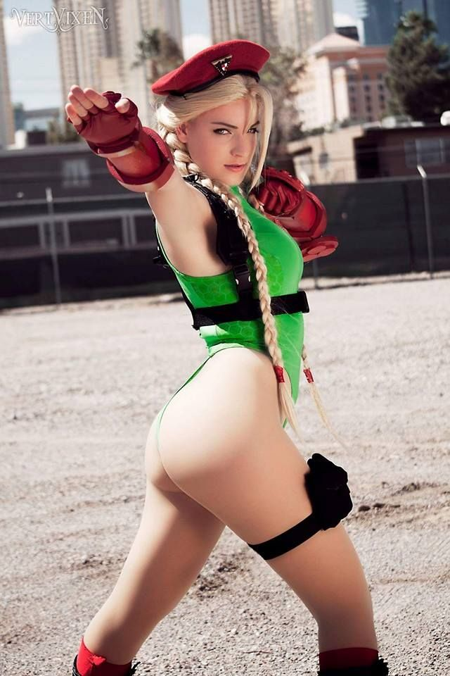 Cosplay  Cammy Street Fighter18  Cineprrafos-4484
