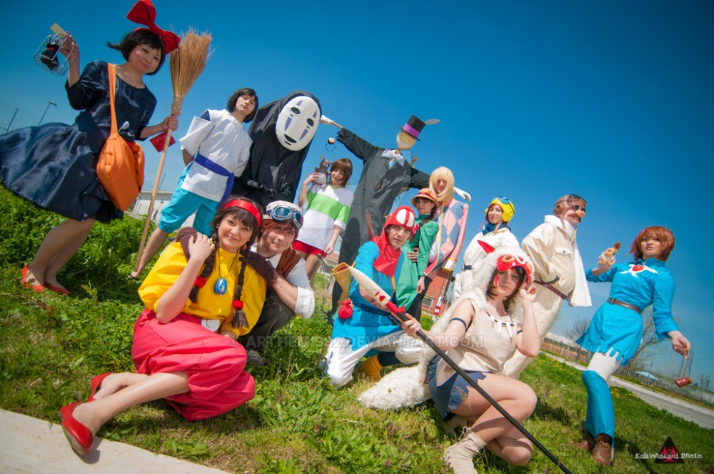 Studio Ghibli Cosplay (18)