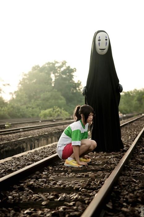 Studio Ghibli Cosplay (5)