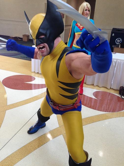 Wolverine Cosplay (11)