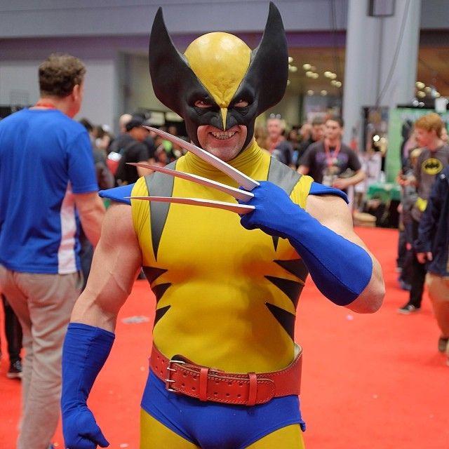 Wolverine Cosplay (13)
