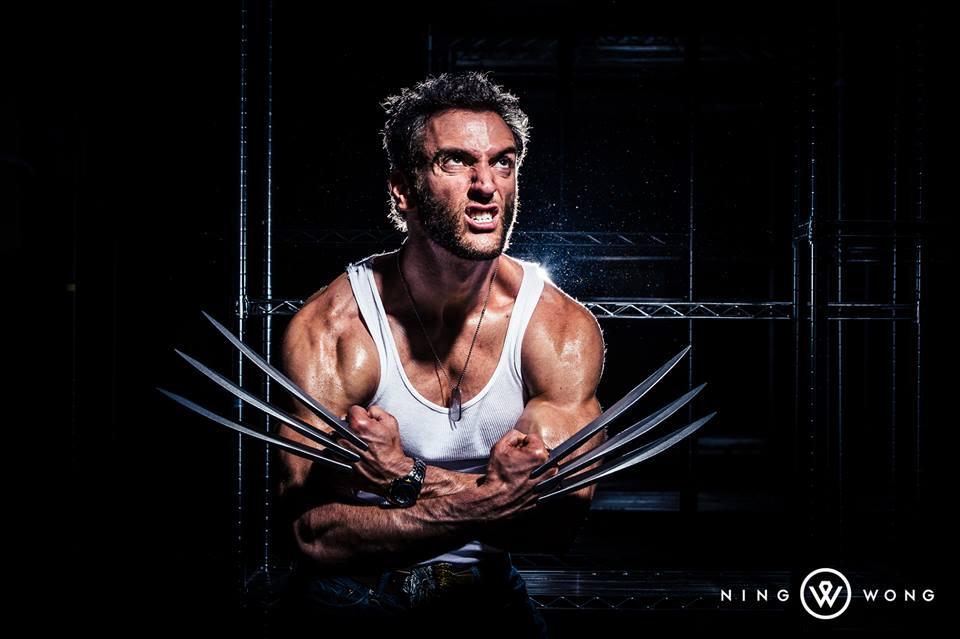 Wolverine Cosplay (14)