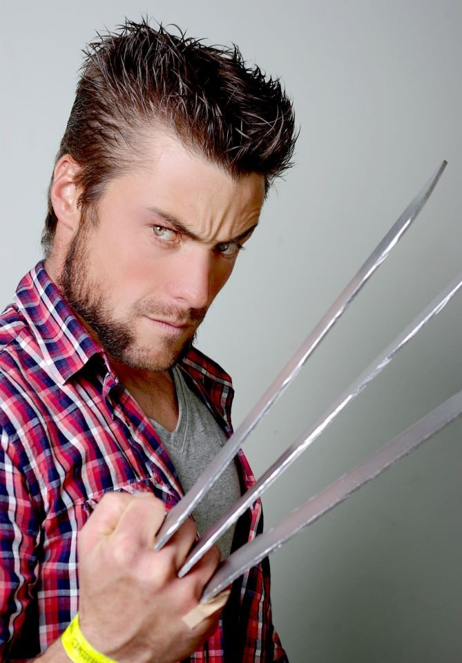 Wolverine Cosplay (15)