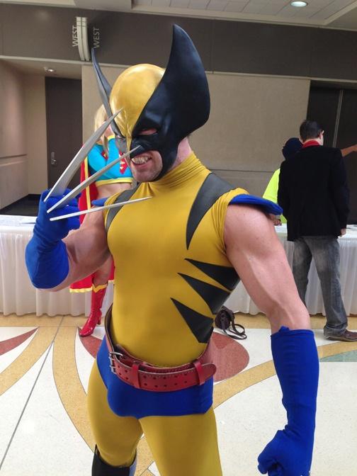Wolverine Cosplay (17)