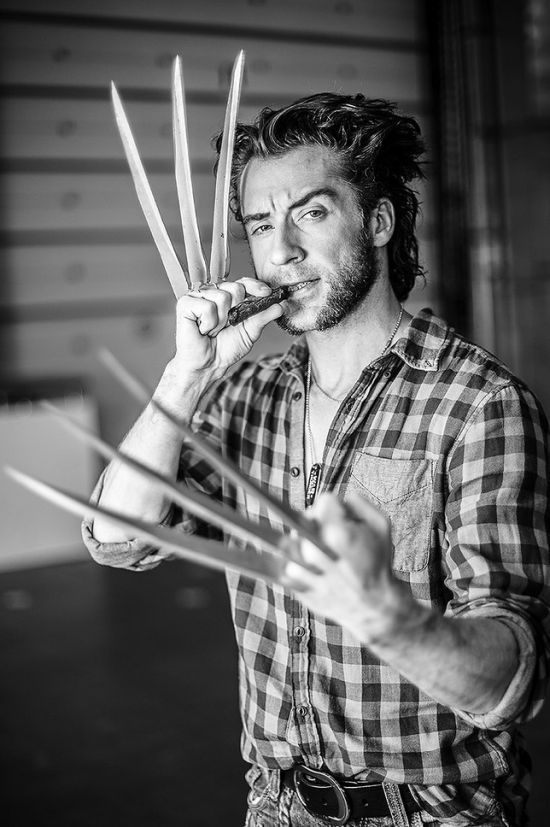 Wolverine Cosplay (18)