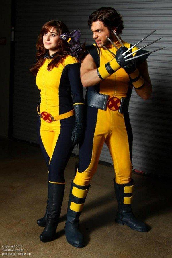 Wolverine Cosplay (2)
