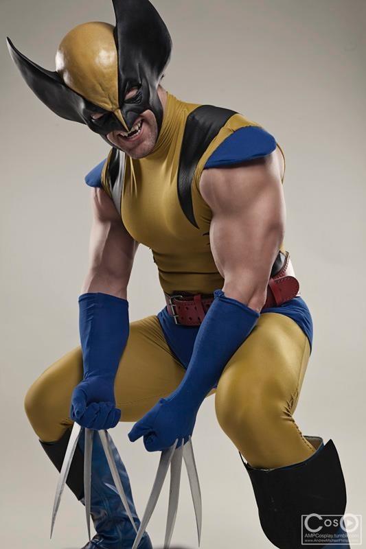Wolverine Cosplay (3)