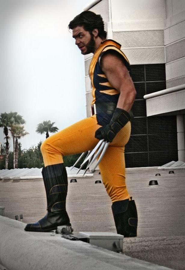 Wolverine Cosplay (5)