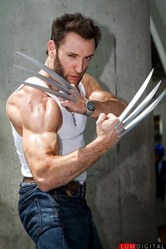 Wolverine Cosplay (6)