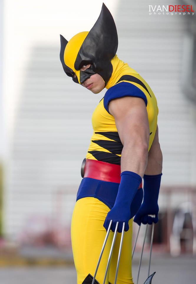 Wolverine Cosplay (8)