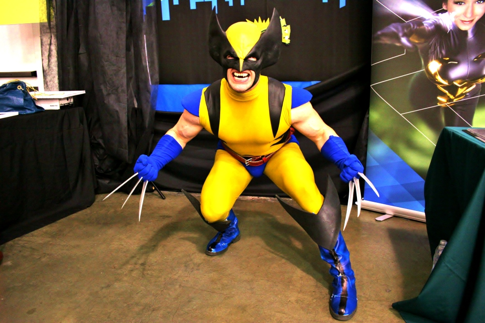 Wolverine Cosplay (9)