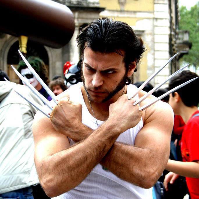 Wolverine Cosplay