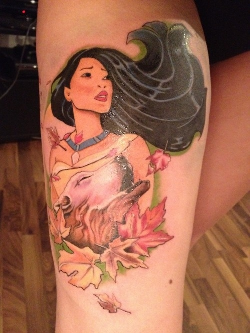 Disney Tatuajes (16)