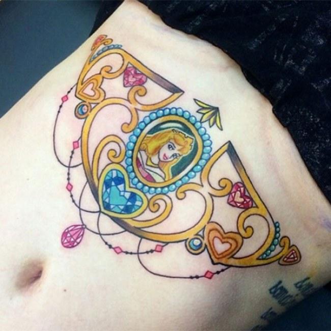 Disney Tatuajes (29)