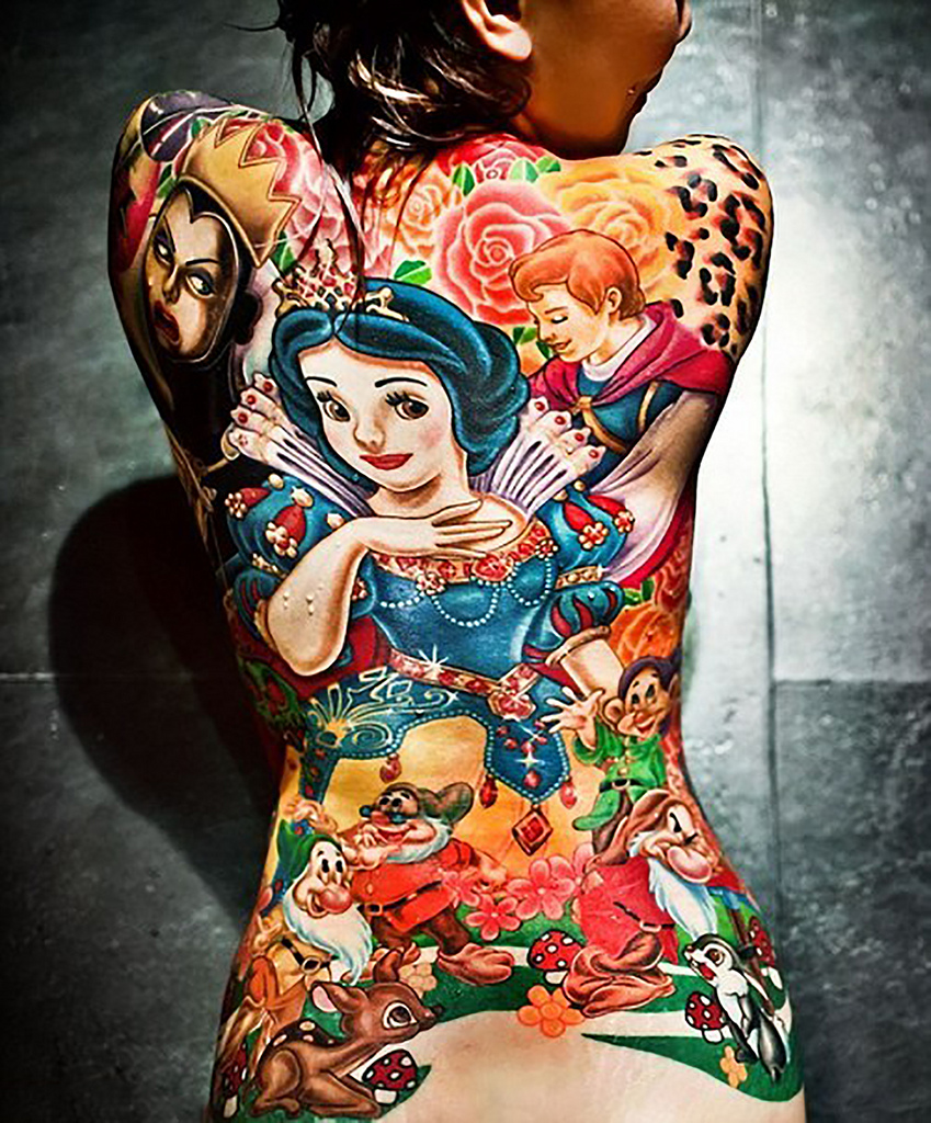 Disney Tatuajes (8)