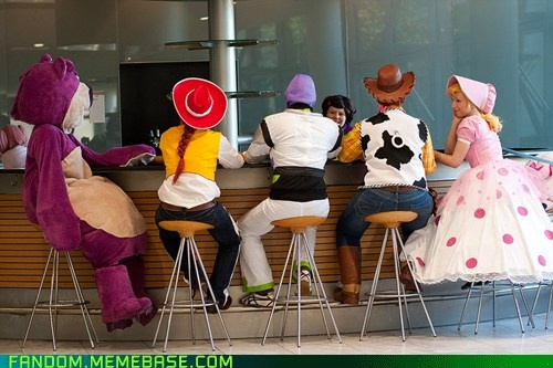 Toy Story Cosplay (17)