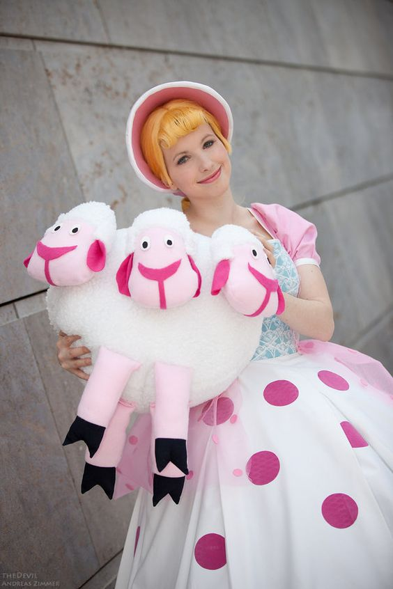 Toy Story Cosplay (2)
