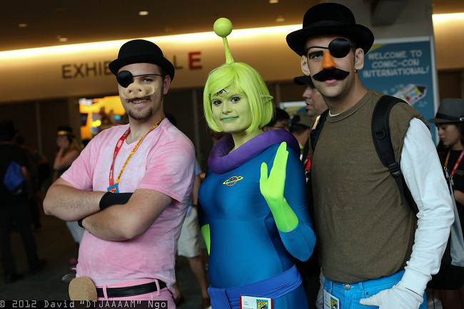 Toy Story Cosplay (3)