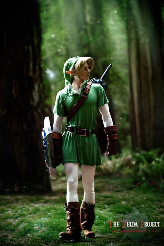 Link Cosplay (10)