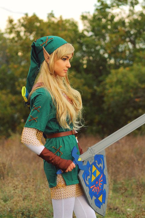 Link Cosplay (11)