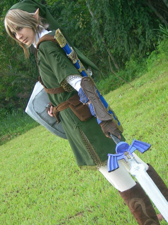 Link Cosplay (14)