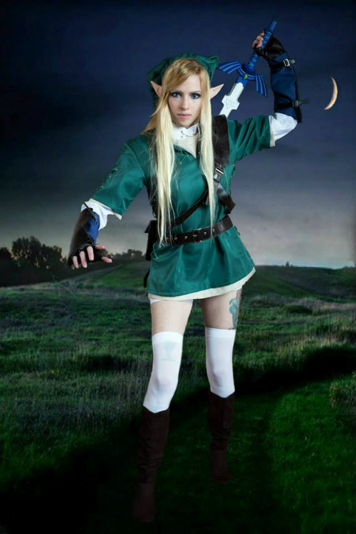Link Cosplay (2)