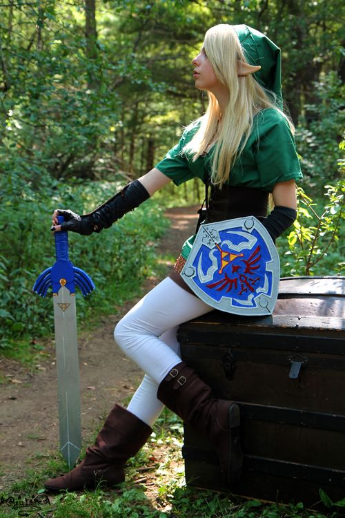 Link Cosplay (22)