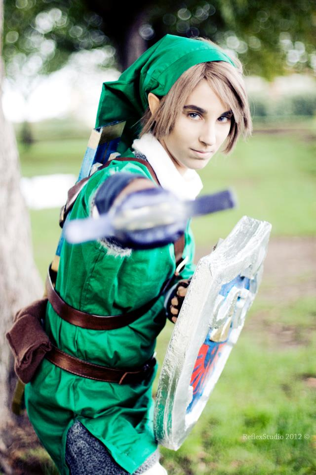 Link Cosplay (4)