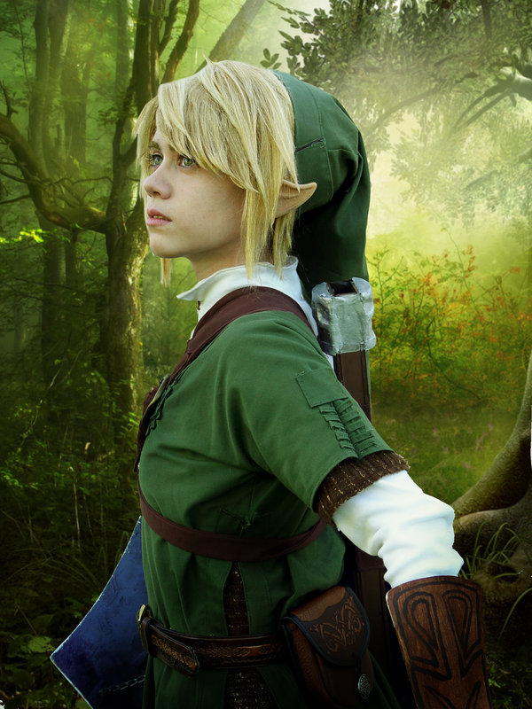 Link Cosplay (5)