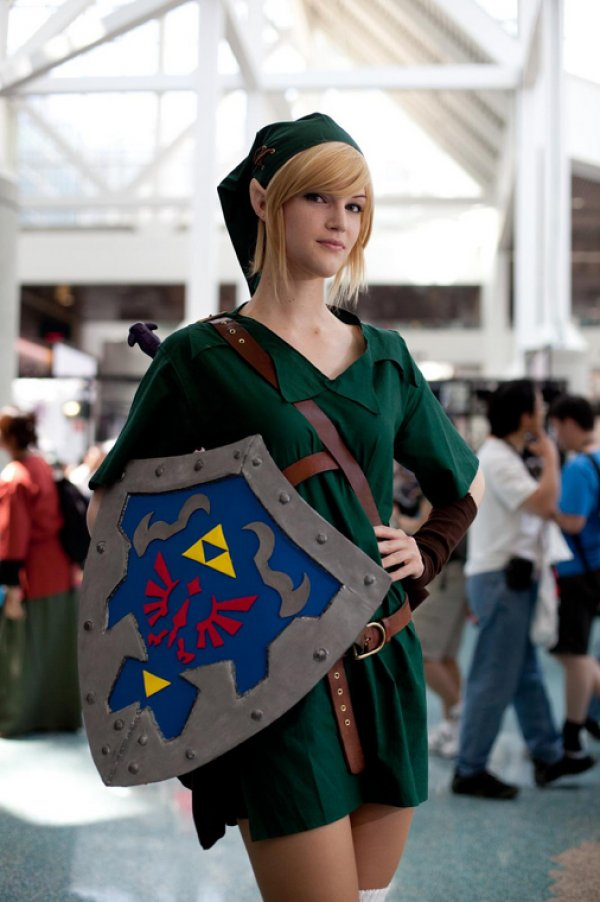 Link Cosplay (6)