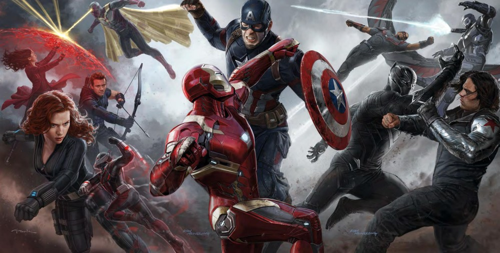 Capitan America Civil War Reseña