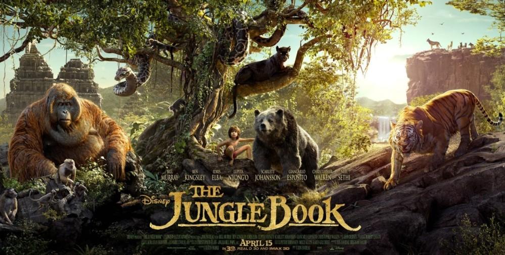 El libro de la selva cineparrafos