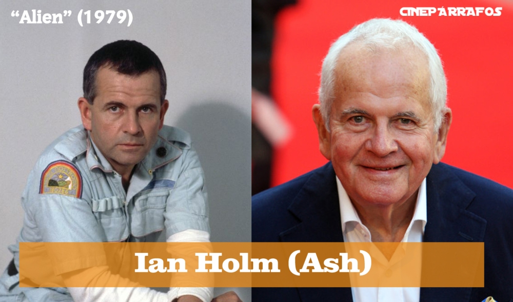 Ian Holm