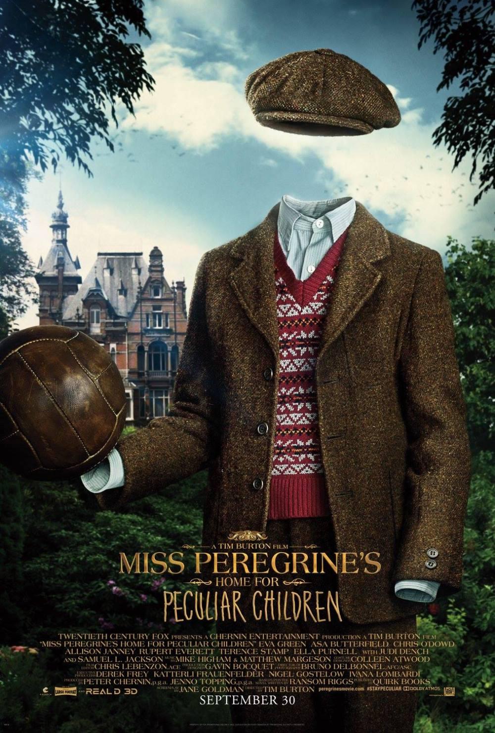 El hogar de Miss Peregrine Poster (4)