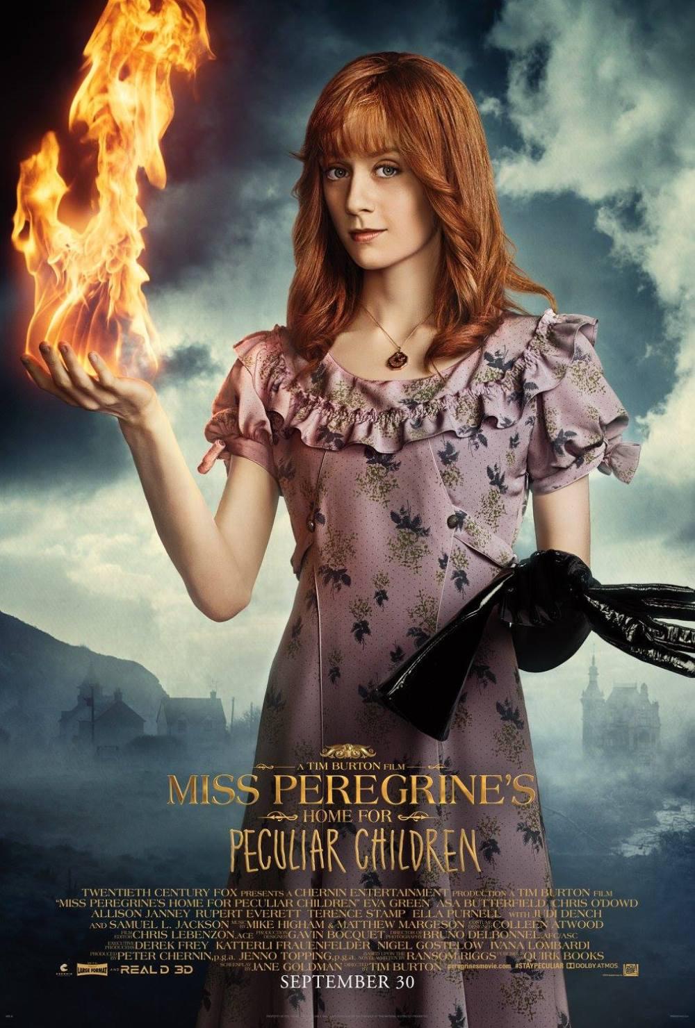 El hogar de Miss Peregrine Poster (5)