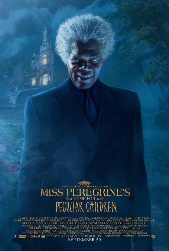 El hogar de Miss Peregrine Poster (8)