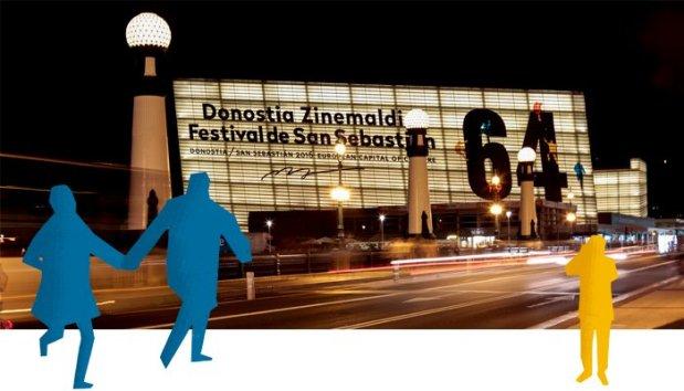 Resultado de imagen de 64 festival de cine de san sebastian