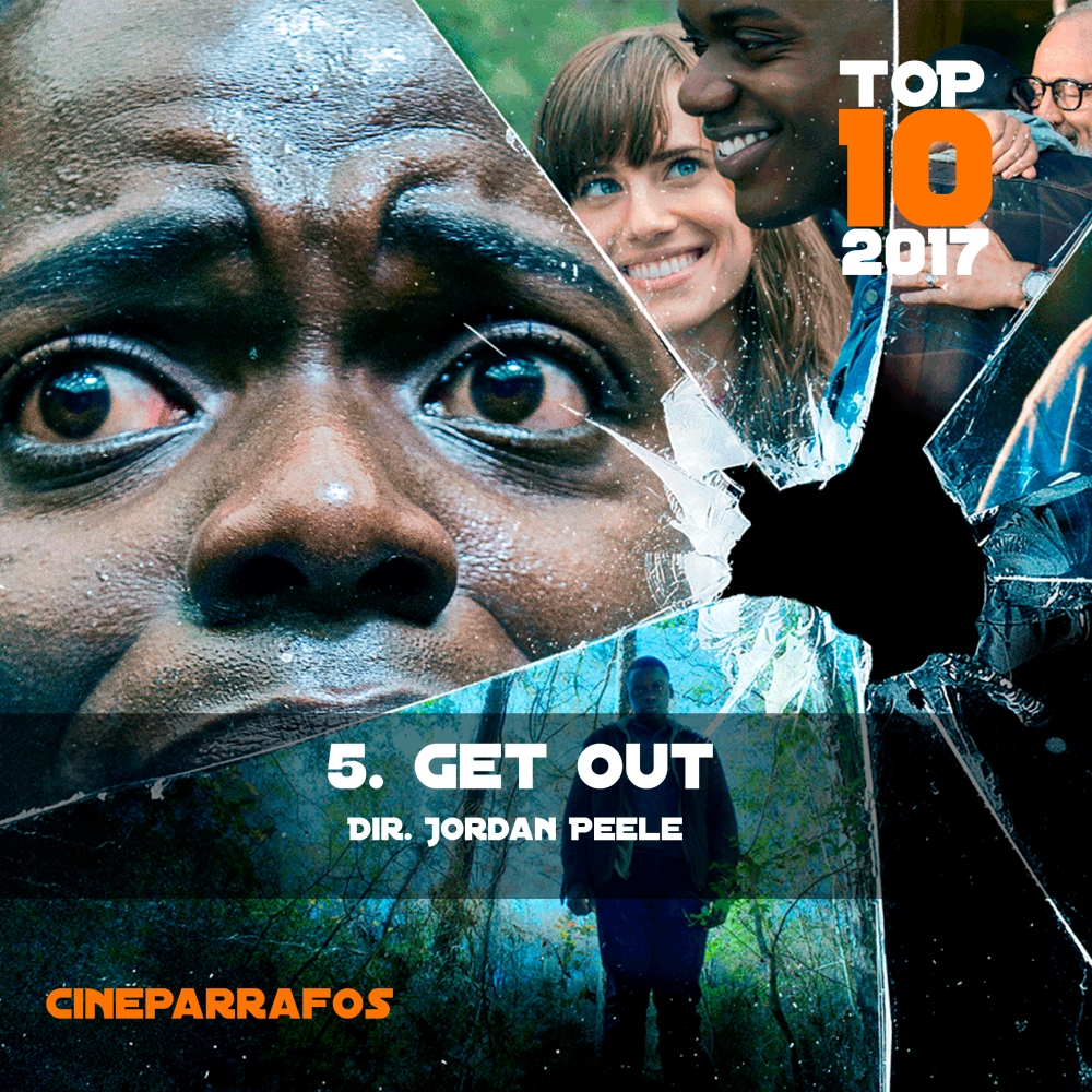 5 Get out
