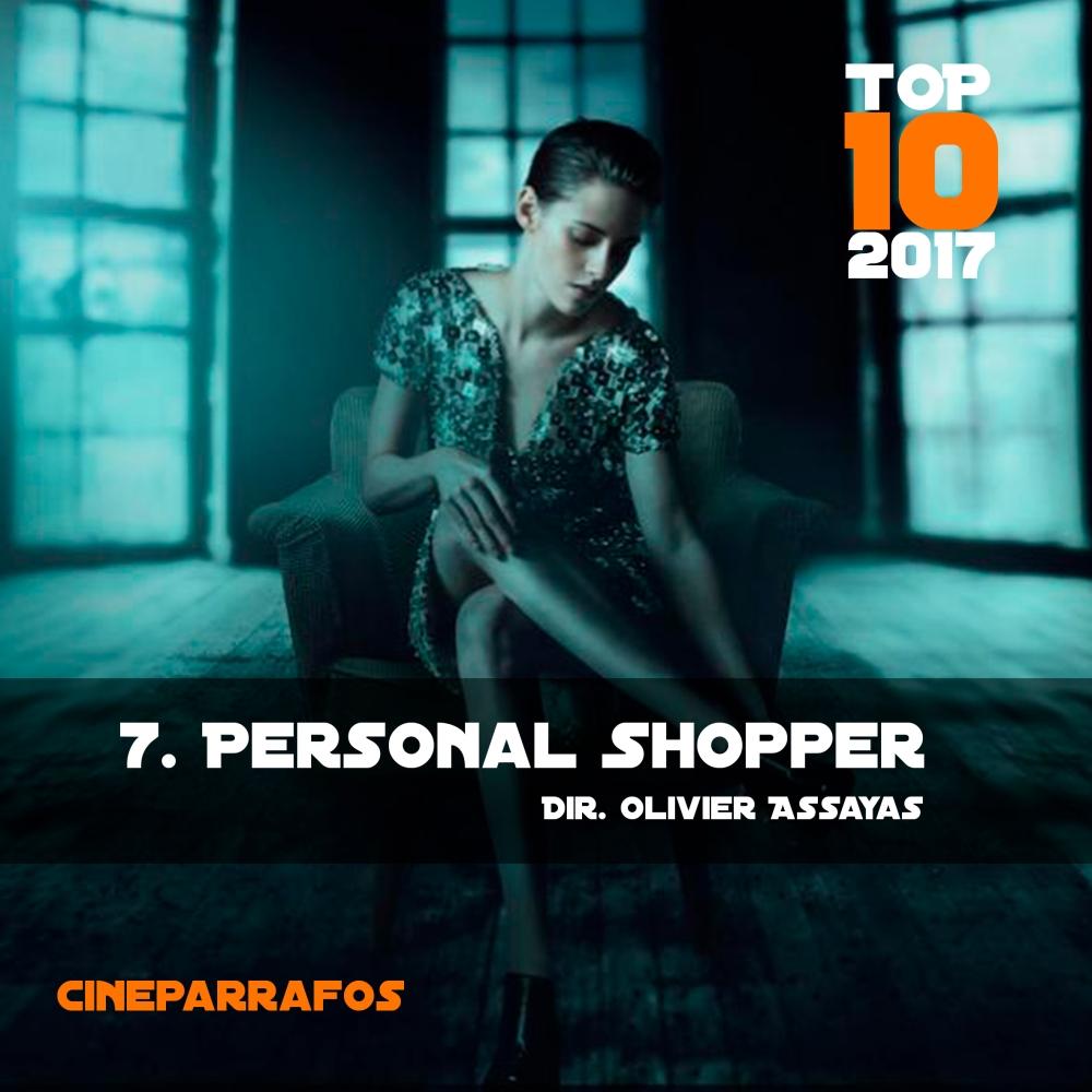 7 Personal shopper