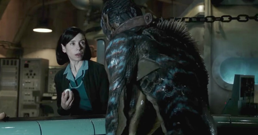 The Shape of Water CineParrafos