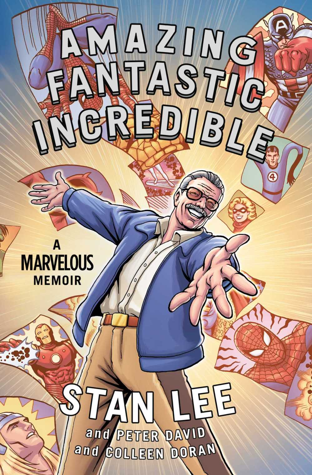 Stan Lee Bio CineParrafos