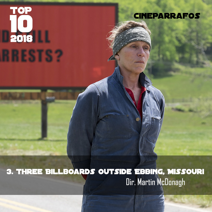 3 Three Billboards outside Ebbing Missouri
