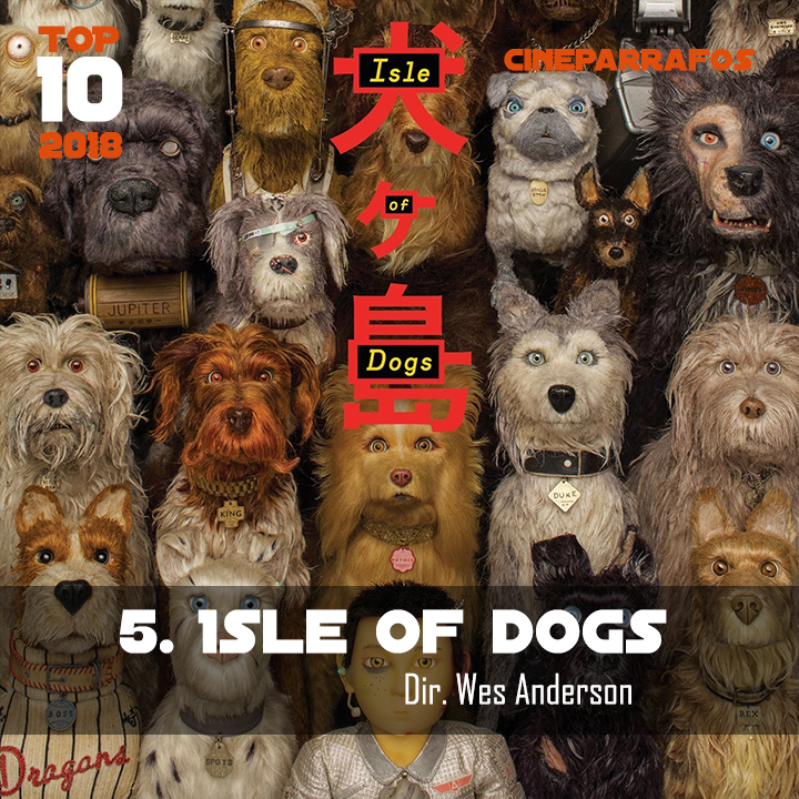 5 Isle of Dogs