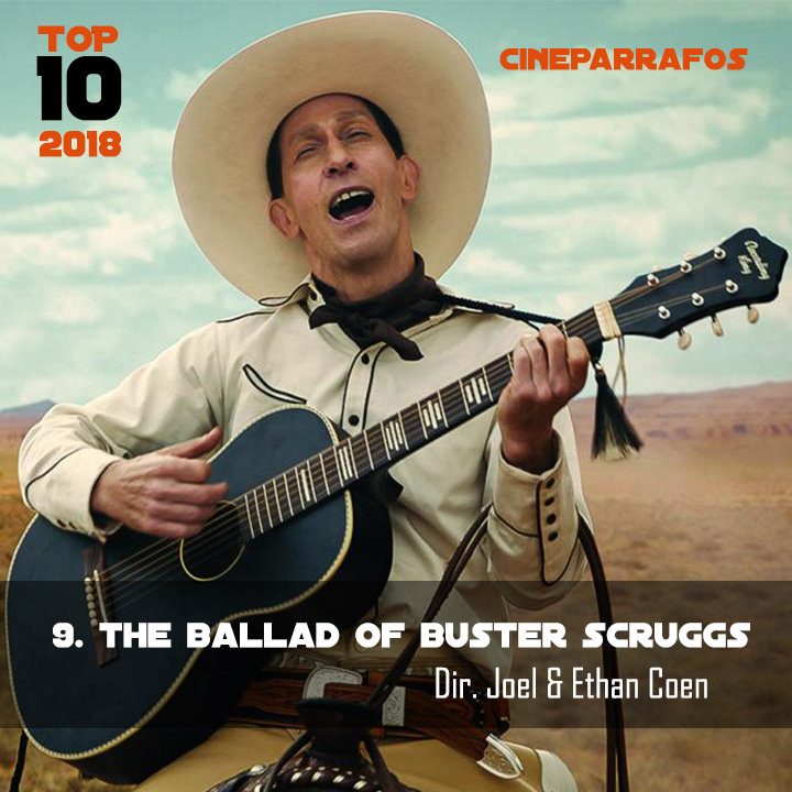 9 The ballad of Buster Scruggs
